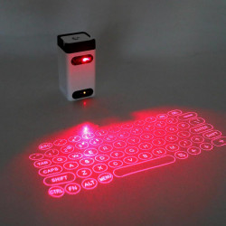 Clavier hologramme laser...